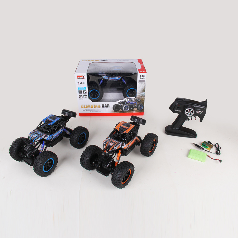 China 0662838 Whole 1 14 Rc Climbing Car Off Road Electric Toy Cars For Kids With Remote Control