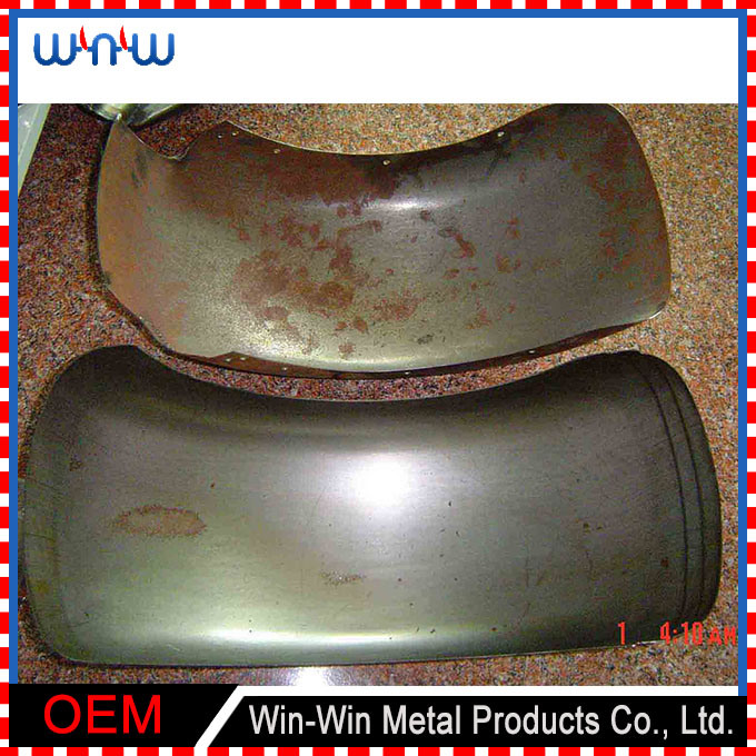 Metal Fabrication Auto Parts Motorcycle Gas Tank