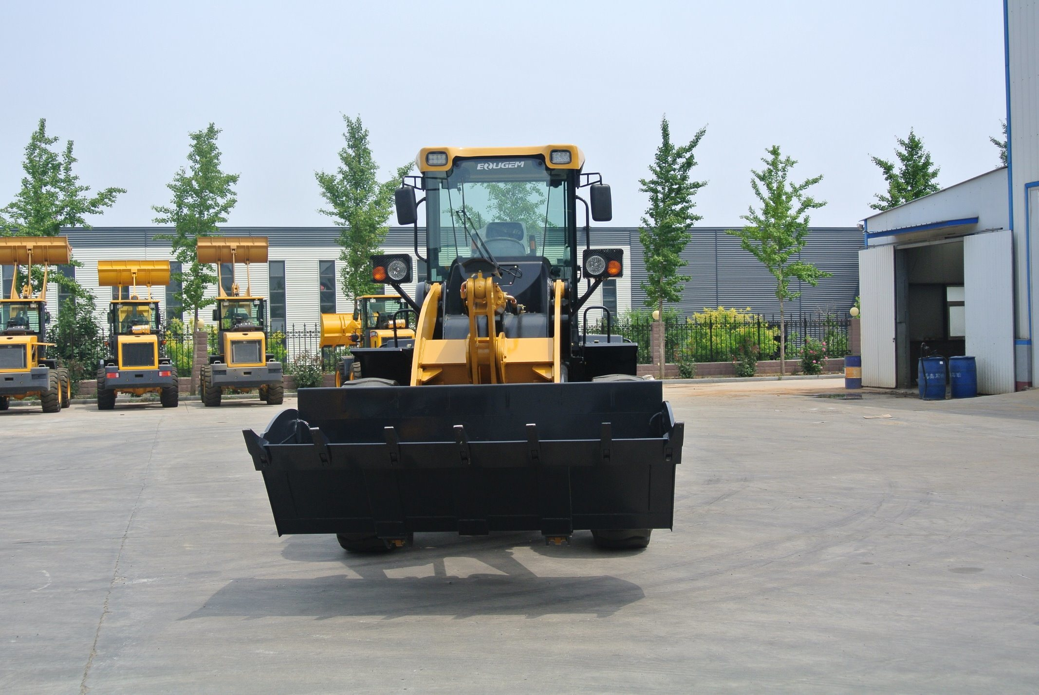 Heavy Construction Equipment China Best Selling Zl30 3ton Mini Loader/Small Loader/Wheel Loader for Sale pictures & photos