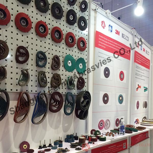 MPa Approved Coated Abrasives Sanding Belts (professional manufacturer) pictures & photos