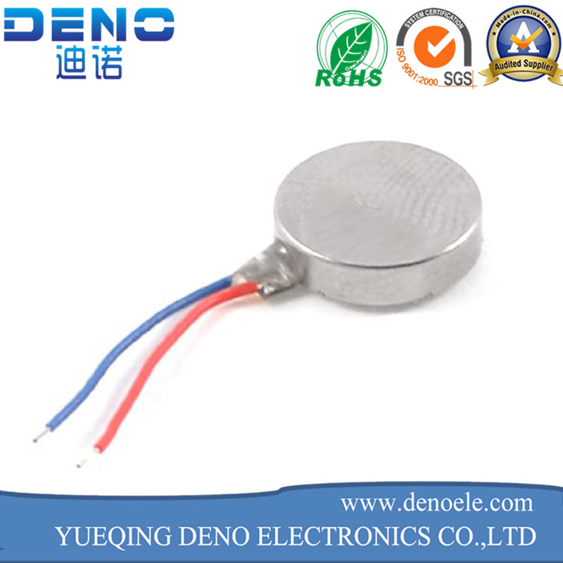 0820 8mm Flat Vibration Motor pictures & photos