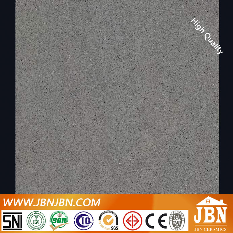 Grey Color Full Body Nano Polished Floor Porcelain Tile (J6H15)