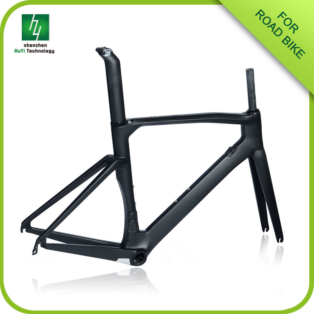 China 2016 Manufacture OEM Carbon Bicycle Frame, Custom Road Bike ...