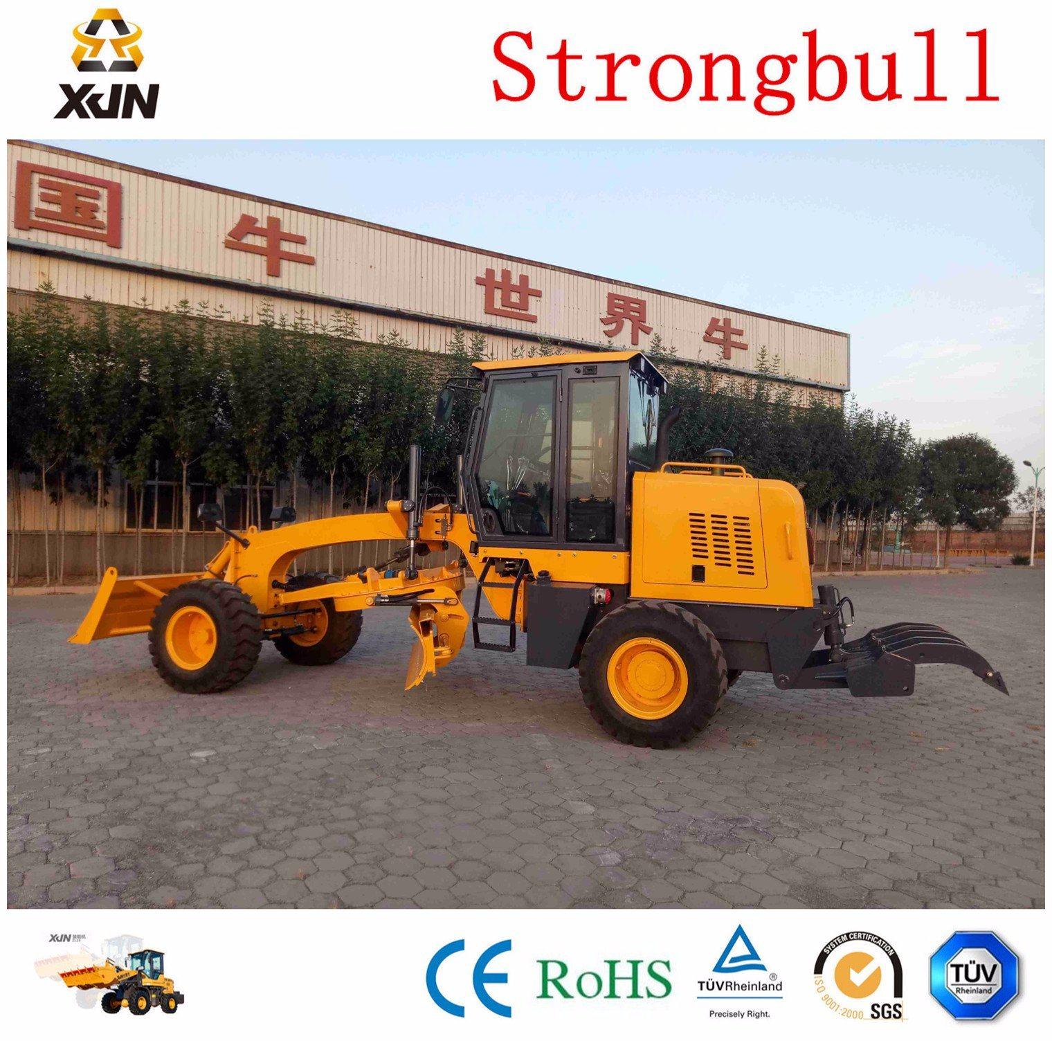 China Strongbull Py9120 Road Construction Equipment Small