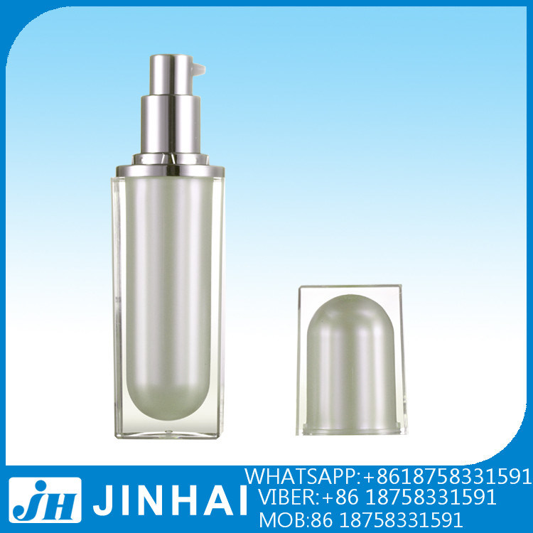 100ml Acrylic Lotion Bottle Cosmetic Container with Cap (BL-AB-45)