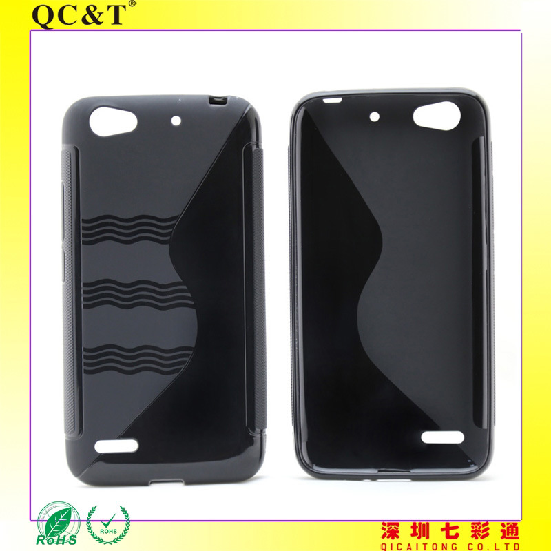 super popular 91e0c d1c29 [Hot Item] Mobile Phone S Line Accessory Case for Zte Blade A460