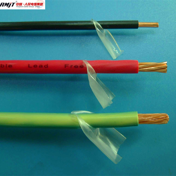 China Nylon Jacket Electrical Cable Building Wire Thhn - China Thhn ...