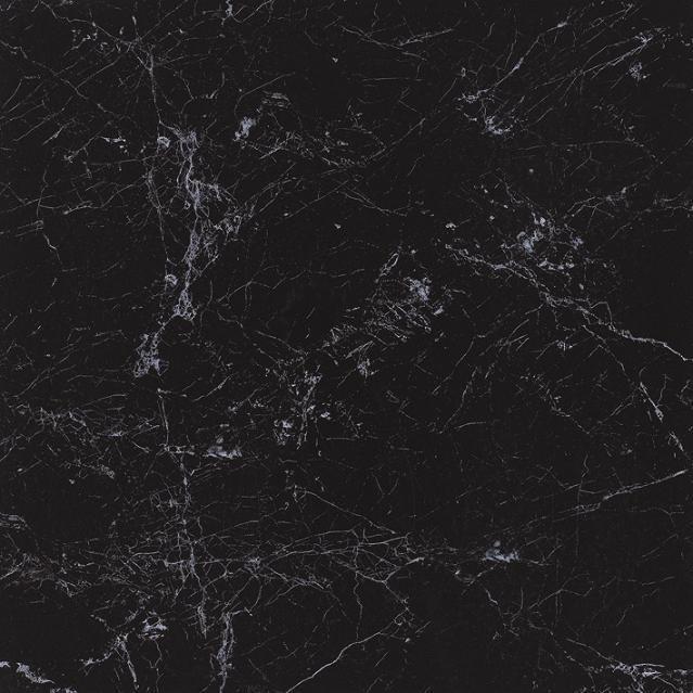 China 600x600 800x800 Black Marble Design Glazed Full Polish Porcelain Tile
