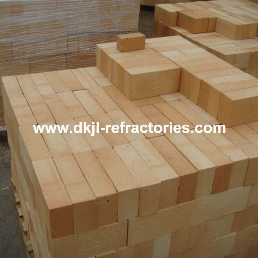 High Alumina Refractory Bricks Used in Industrial Furnaces