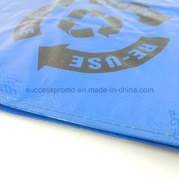 Reusable PP Woven Bag for Shopping, Promotion Bag for Advertising