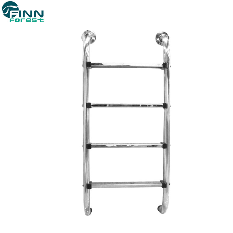 [Hot Item] Customized Design Stainless Steel Swimming Pool Ladder