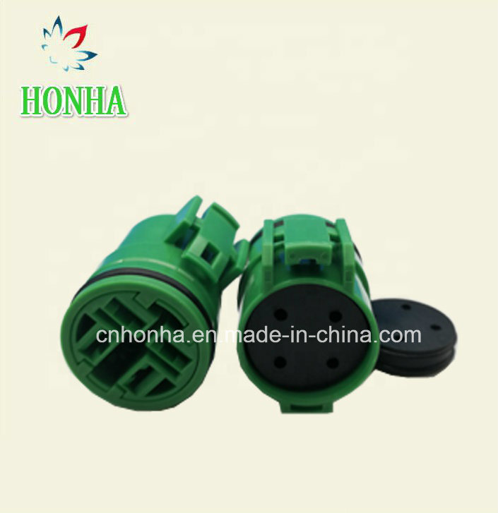 [Hot Item] New OBD1 4 Pin Green 6 3mm Unsealed Electrical Connector