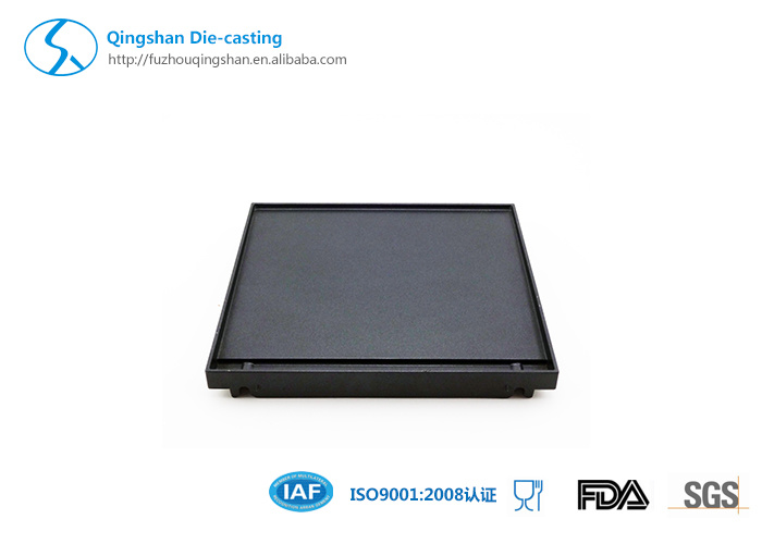 Non Stick Die Casting Electric Table Griddles