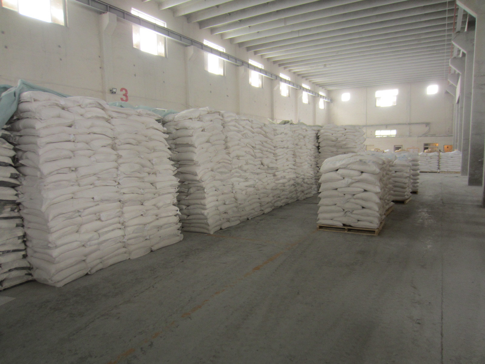 Industrial Grade Calcium Formate 98% Use in Dyestuffs, Pigment