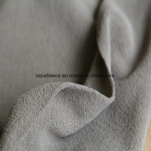 Bonding Micro Fleece Fabric with Two Different Colors
