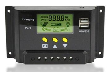 Solar Panel Power System Charge Controller 12V/24V Solar Controller pictures & photos