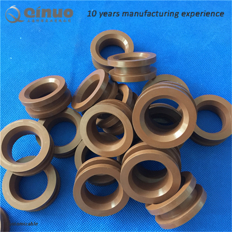 China Brown Material FKM Viton Rubber Rings with High Quality ...