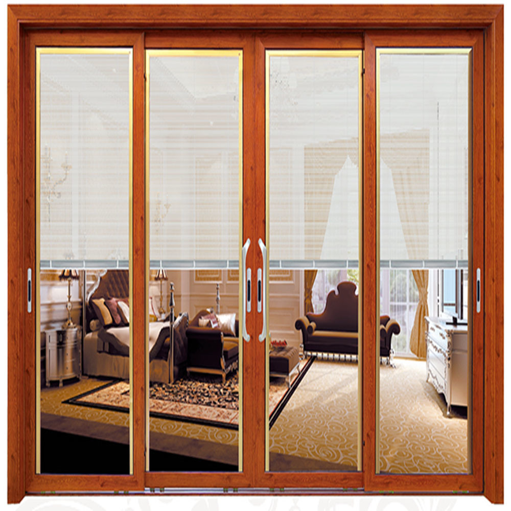 [Hot Item] China Made Korean House Interior Glass Bedroom Doors for Sale