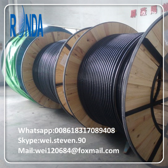 Underground 1.8KV 3KV XLPE Insulated Steel Wire Armored Electric Cable pictures & photos