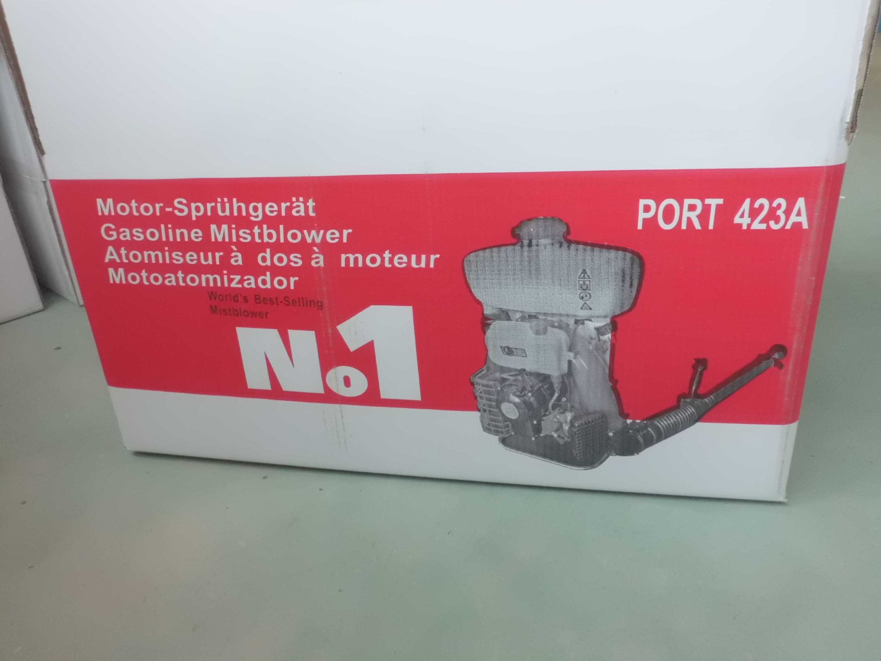 Power Sprayer -Solo 423 Motorized Mist Blower Solo Port Solo 423 Mist Blower Motor Sprayer (AM-423)