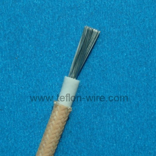 China Ul3122 Silicone Rubber Insulated Wire For High