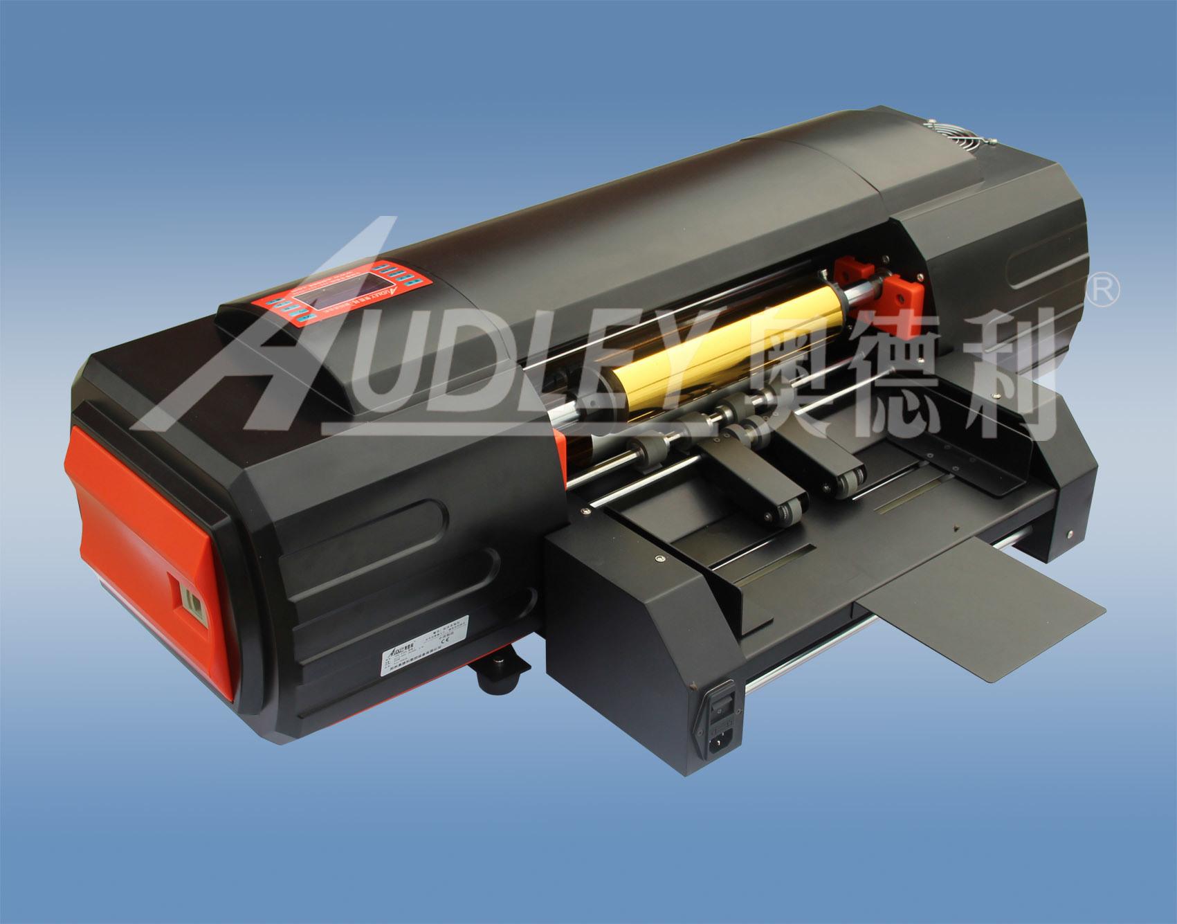 China Greeting Card Foil Stamping Machine Card Foil Printing Machine