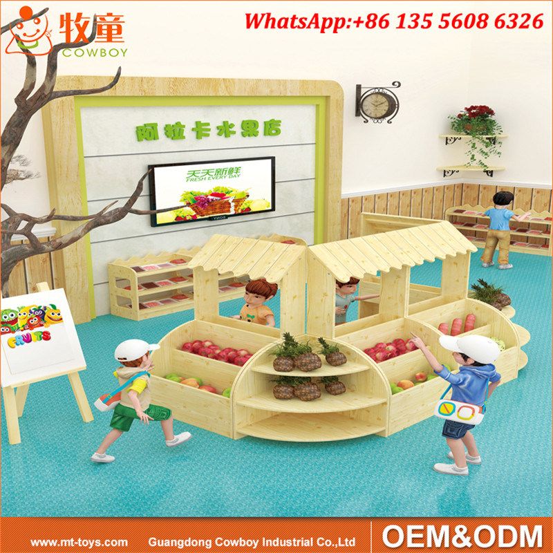 China Guangzhou Manufacturer Wooden Educational Toys Used Daycare