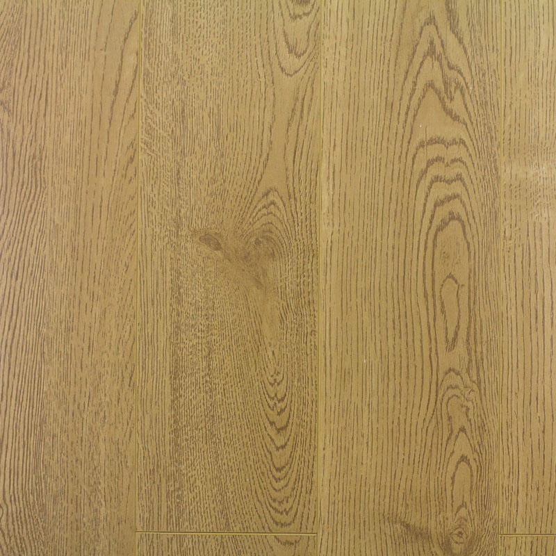 China V Groove At Four Side Painted Laminate Flooring Synchronized Natural Wood Vein 9900 Floor