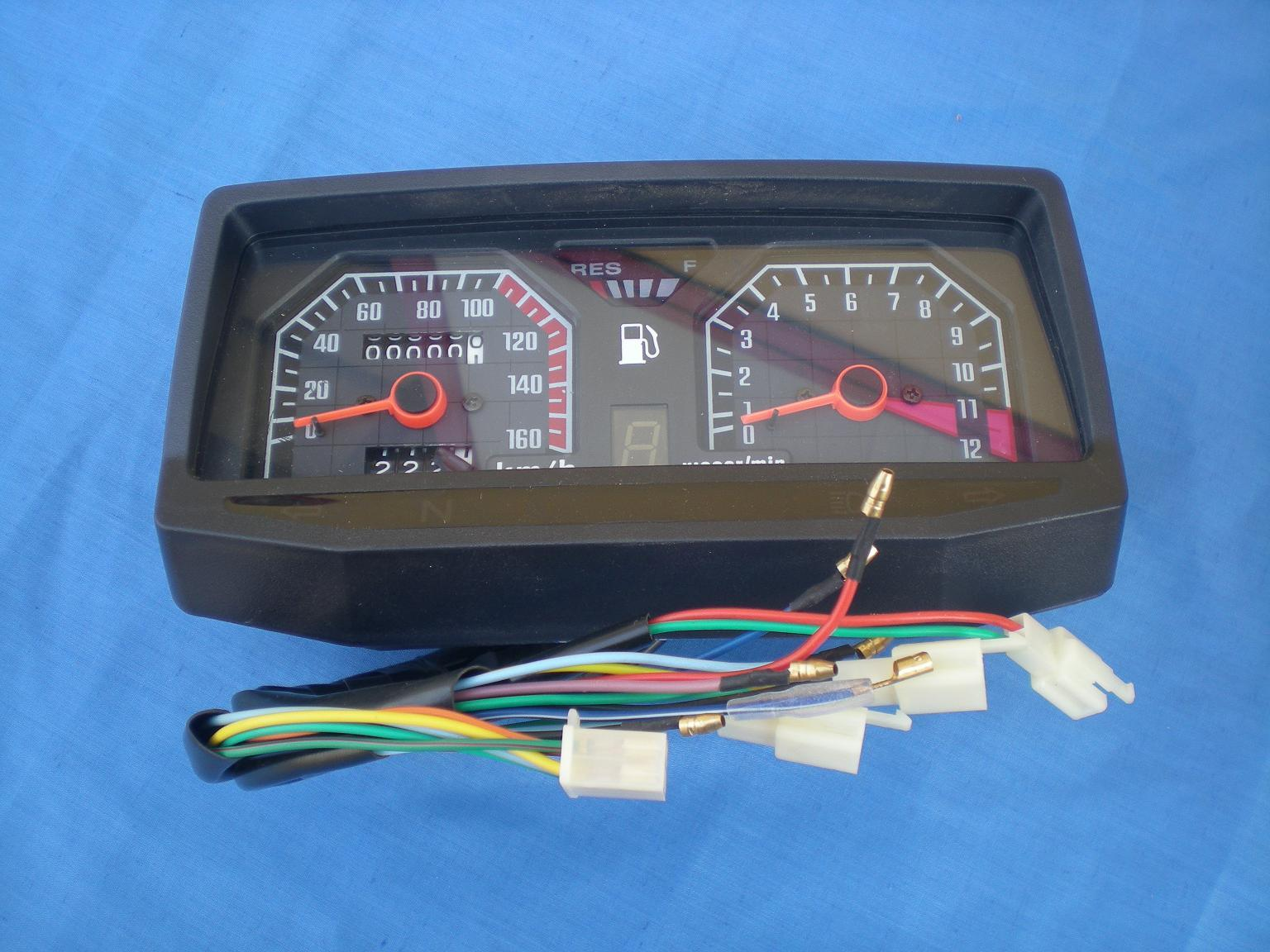 Motorcycle Instrument/Meter