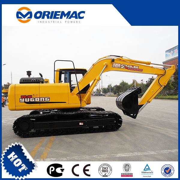 15 Ton Yugong Wy150 Chinese Cheap Excavator pictures & photos