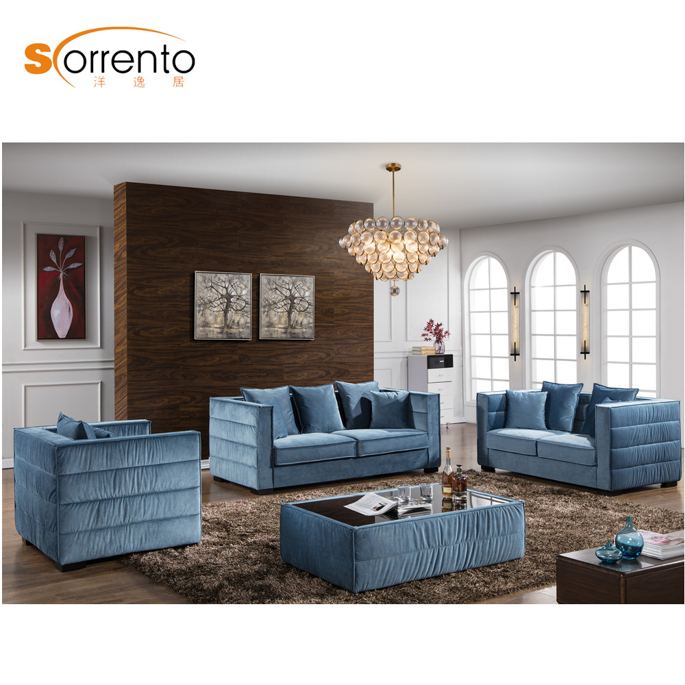 China Living Room Sofa Set Designs