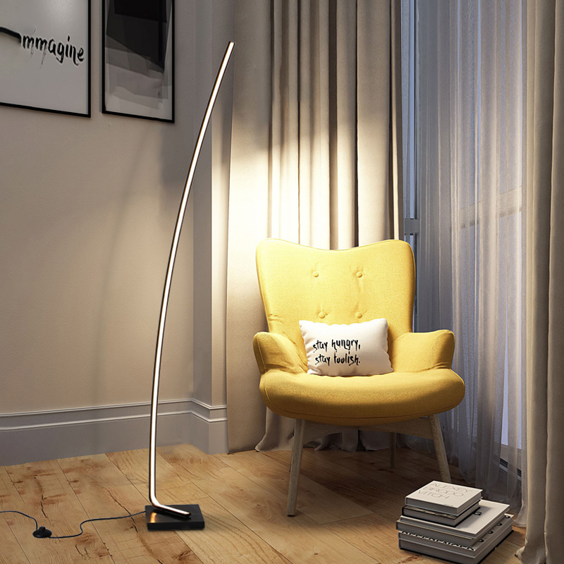 Floor Stand Lamp Led Vertical Eye