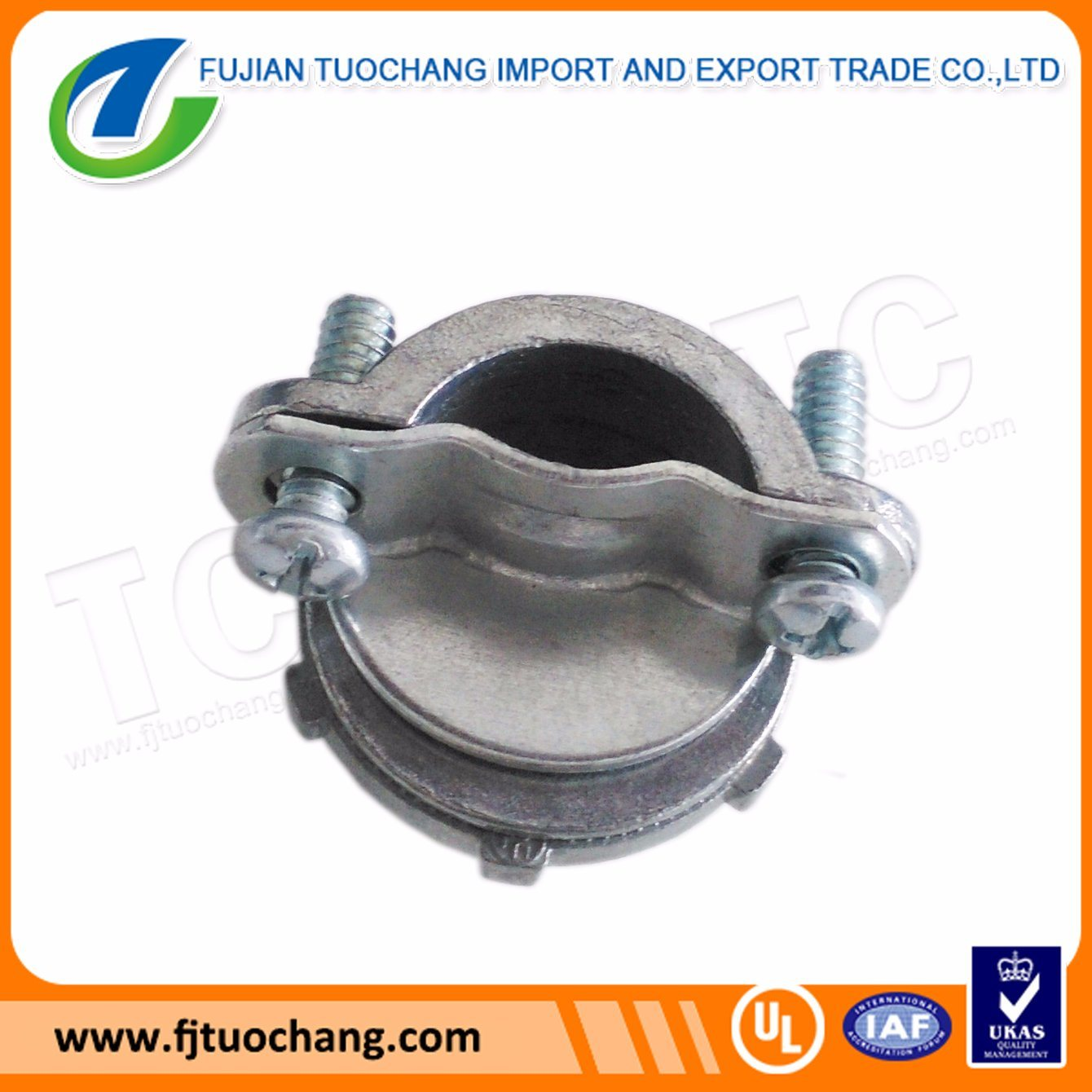 China Zinc Die-Casting Nm Clamp Type Romex Cable Clamp Photos ...