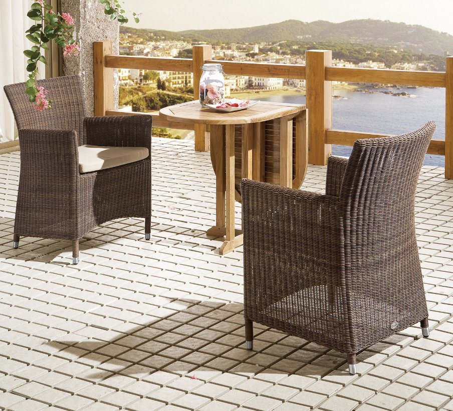 Wonderful Outdoor Wicker Patio Furniture Balcony Rattan Hone Hotel Office Dining  Chairs And Table (J375R)