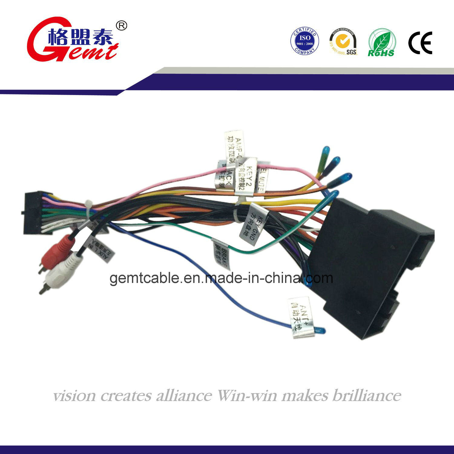 Wiring Harness Manufacturer Psa Car Fuse Box Diagram Peugeot Expert Diy Enthusiasts Diagrams China Citroen Extension Cord Photos Rh Gemtcable En Made In Com Engine Pakistan