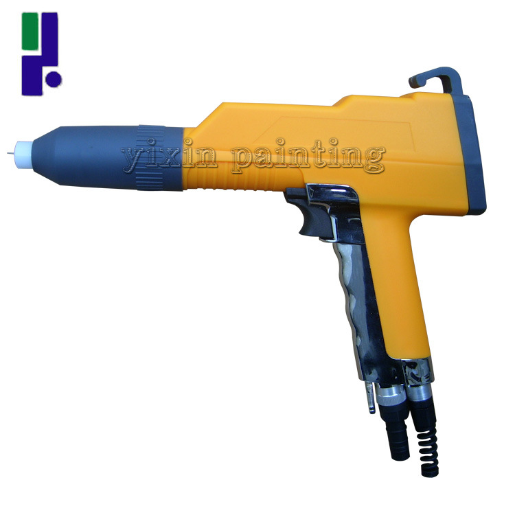 Manual Automatic Electrostatic Powder Spray Gun