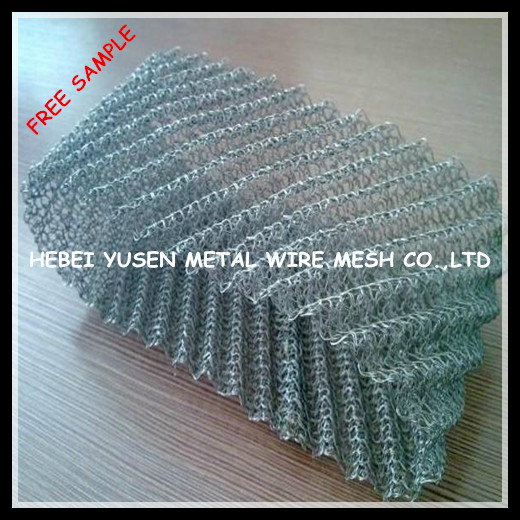 Air Gas Liquid Knitted Shielding Wire Mesh pictures & photos