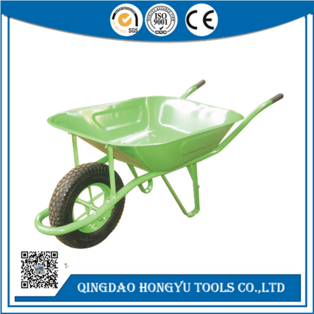 Wb6400 Classical France Model 65L 5CF Wheelbarrow pictures & photos