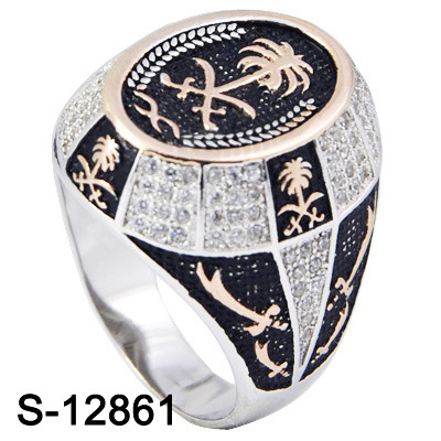 Micro-Setting-925-Sterling-Silver-Men-Je