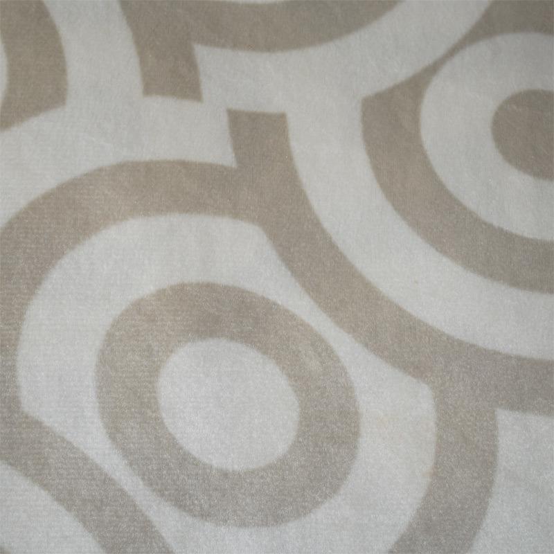 100 Polyester Knitting Fabric Twill