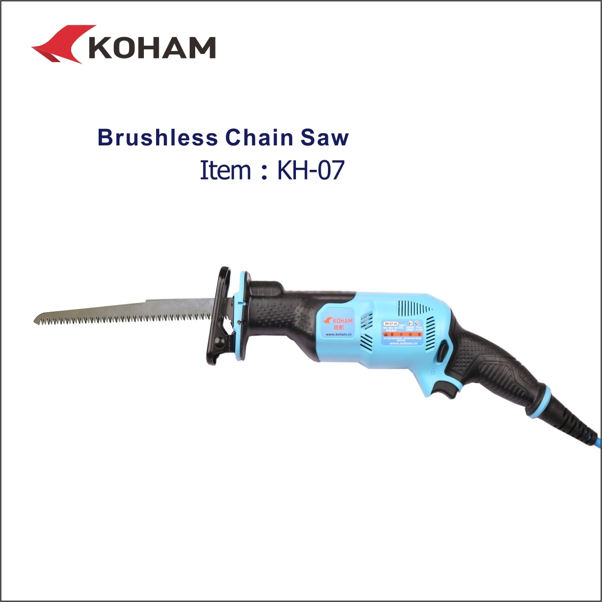 Koham Brushless Chain Saw pictures & photos