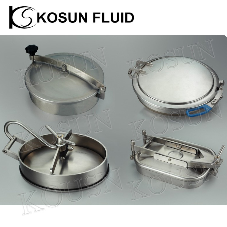 304 and 316 Stainless Steel Manhole Door  sc 1 st  Wenzhou Kosun Fluid Equipment Co. Ltd. & China 304 and 316 Stainless Steel Manhole Door Photos u0026 Pictures ...
