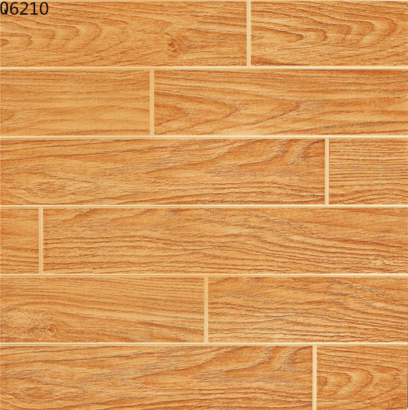 China Ceramic Parquet Wood Look Bamboo