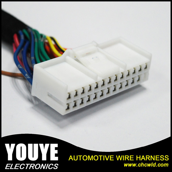 China Te, Molex, Tyco, Ket, Jst Connectors Wiring Harness and Cable ...