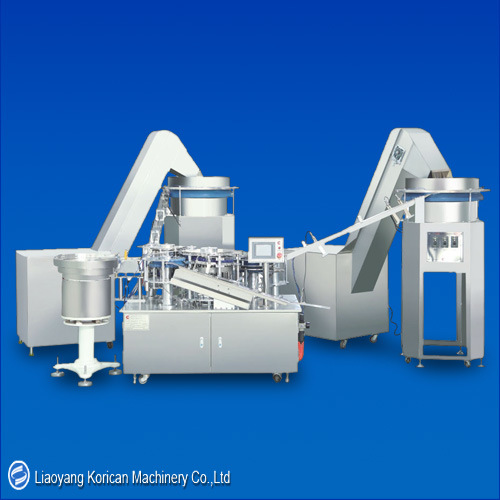 (KZ-005) Automatic Disposable Syringe Assembly Machine pictures & photos