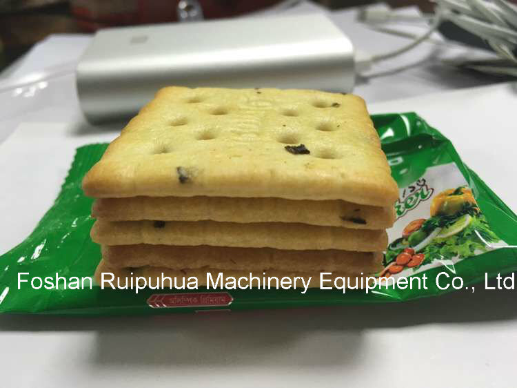 Biscuits Packing Machine with Feeder pictures & photos