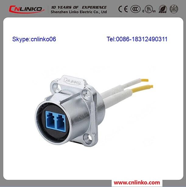 China Fiber Optic Internet Connection LC Single Mode Fiber Optical ...
