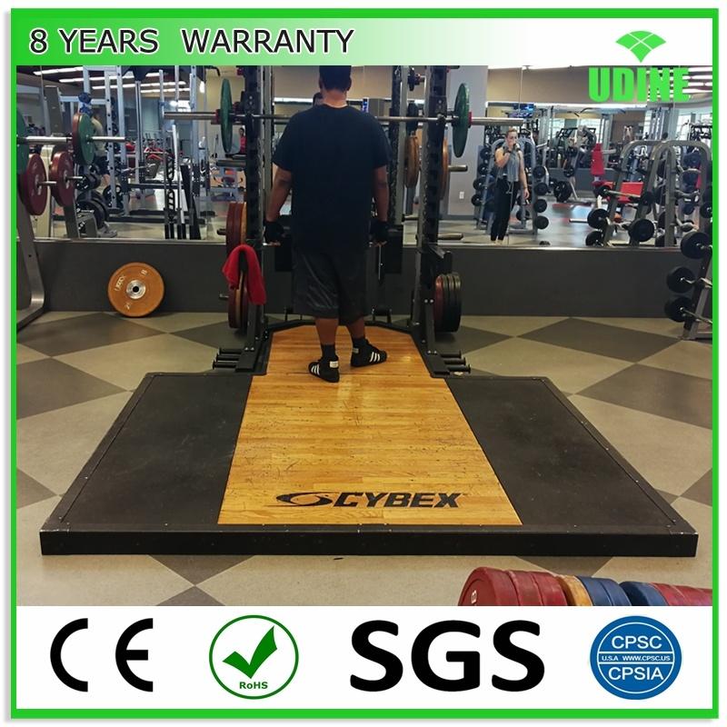 China Weightlifting Platform