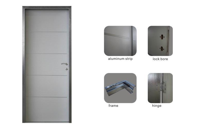 China Decorative Aluminium Strips Inserted Residential Interior