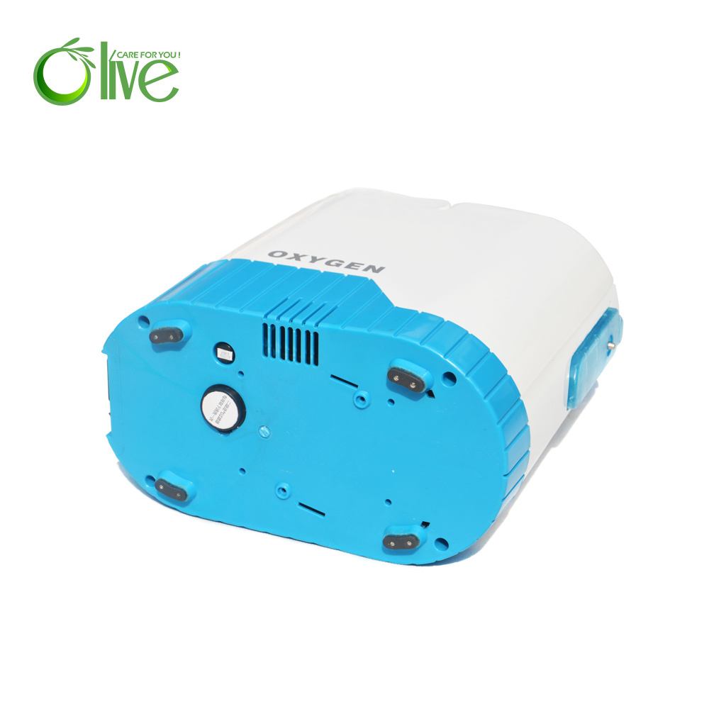 China High-End Portable Home Oxygen Concentrator for Elderly